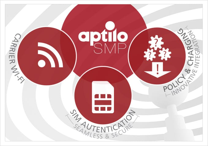 Aptilo SMP, world's most deployed and awarded mobile data offloading system.