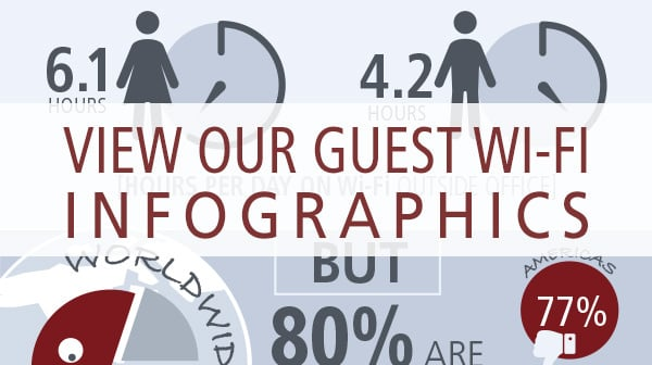 View our Guest Wi-Fi Infographic