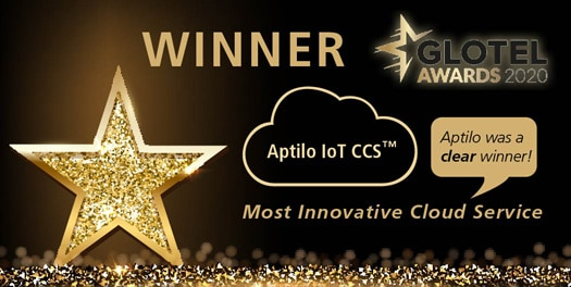 Winner Global Telecoms Awards Most Innovative Cloud Solution