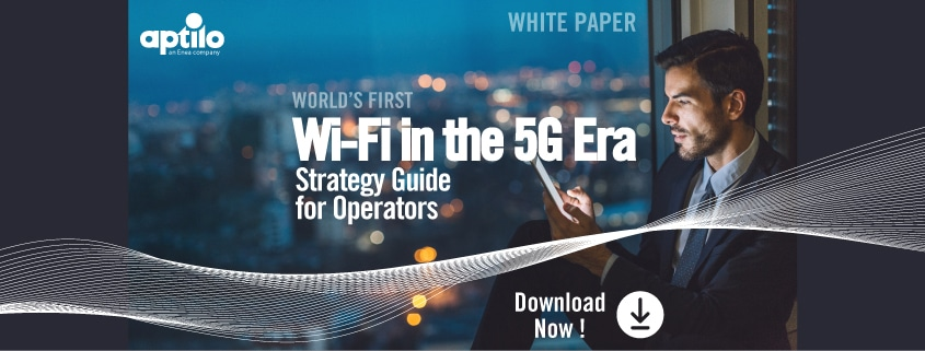 Download Wi-Fi in the 5G era Strategy Guide for operators